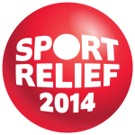 Sport Relief 2014 website