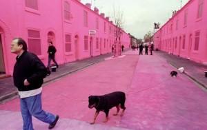 barbie-pink-street
