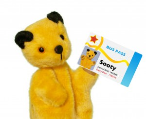 Sooty Bus Pass (2)