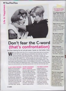 Glamour magazine sept13