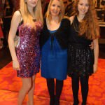 Gillian McKeith and daughters