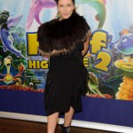 Jessie Wallace attended a VIP screening of new animation film 'The Reef 2: High Tide'