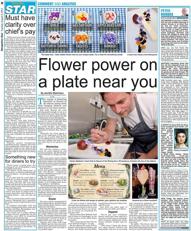 shropshire star newspaper