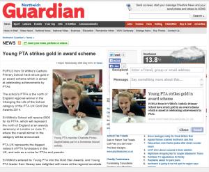 PTA Northwich Guardian