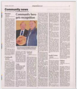 PTA Wilts and Gloucestershire Standard
