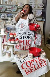Comic Relief Alison Hammond