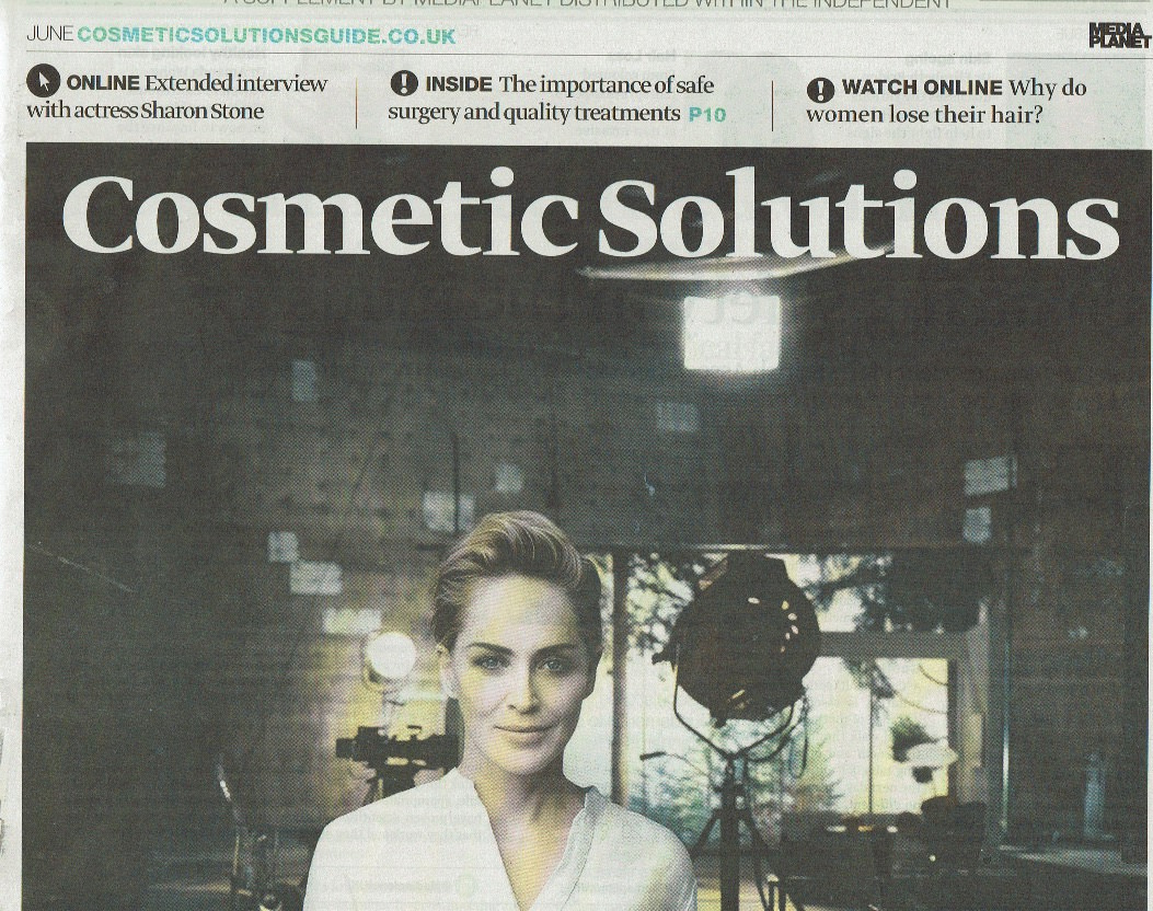 Cosmetic Solutions Independent Newspaper