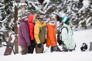 Adventure Bash snowb