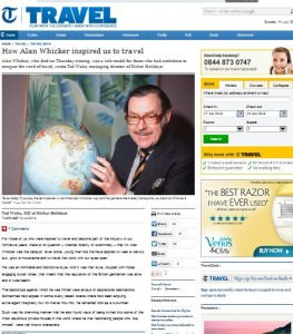 Alan Whicker  The Telegraph 3