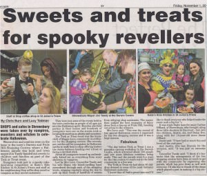 GREAT DECORATE SHROPSHIRE STAR