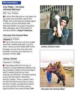 Middle Child Daily Telegraph Main