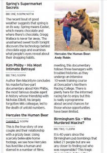 Middle Child Daily Telegraph review