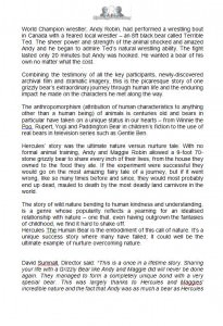 Middle Child Press Release 3