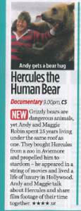 TV Times, 28.03.2014, p74