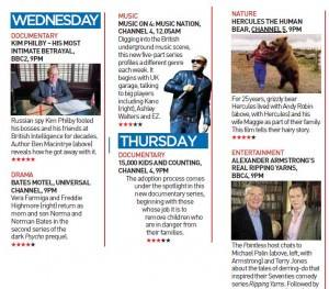 The Mail on Sunday Event Magazine