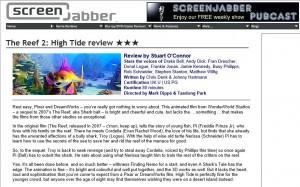 reef-Screen Jabber