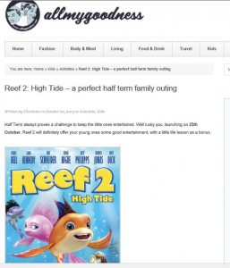 reef-allmygoodness parenting blogger