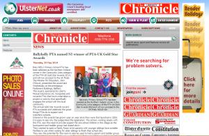 PTA The Limavady Chronicle Ballykelly