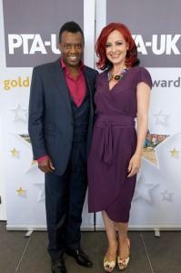 PTA-UK Gold Awards 50