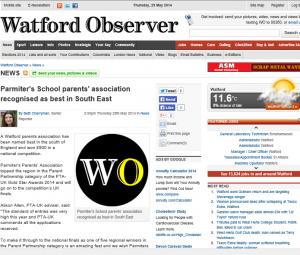 PTA Watford Observer