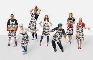 SPORTS PERSONALITIES BAKE UP SOME FUN FOR SPORT RELIEF 2016